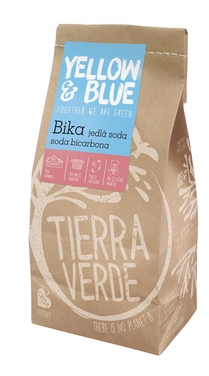Bika – jedlá sóda (pap. vrecko 1 kg)