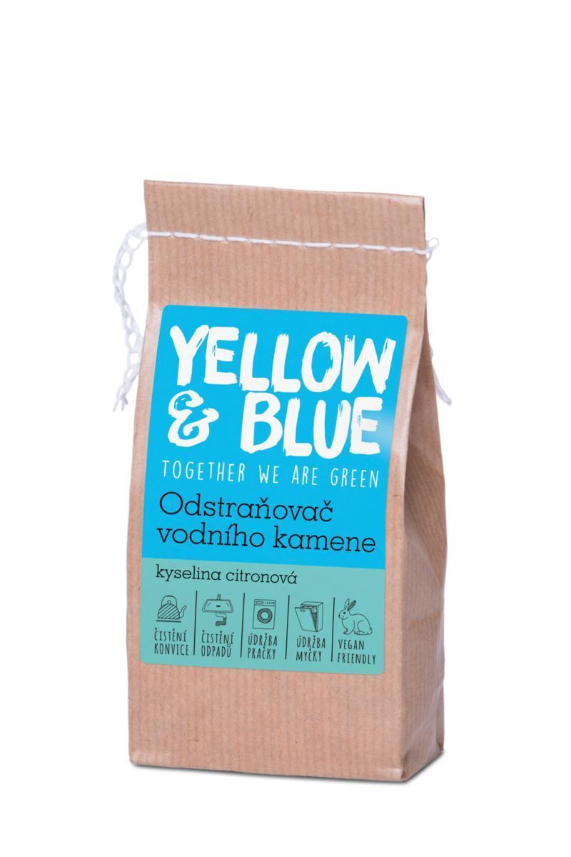 Odstraňovač vodního kamene – kyselina citronová (pap. sáček 250 g)