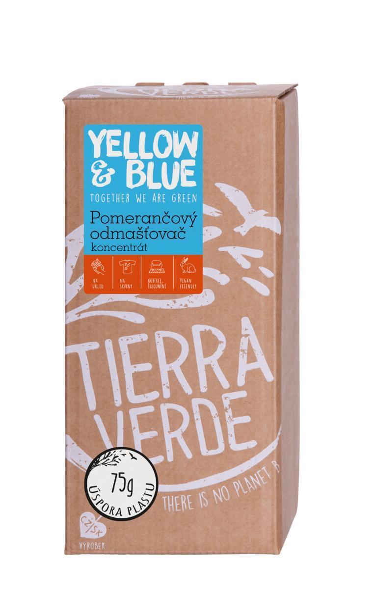 Použití produktu Pomerančový odmašťovač – koncentrát (bag-in-box 2 l)