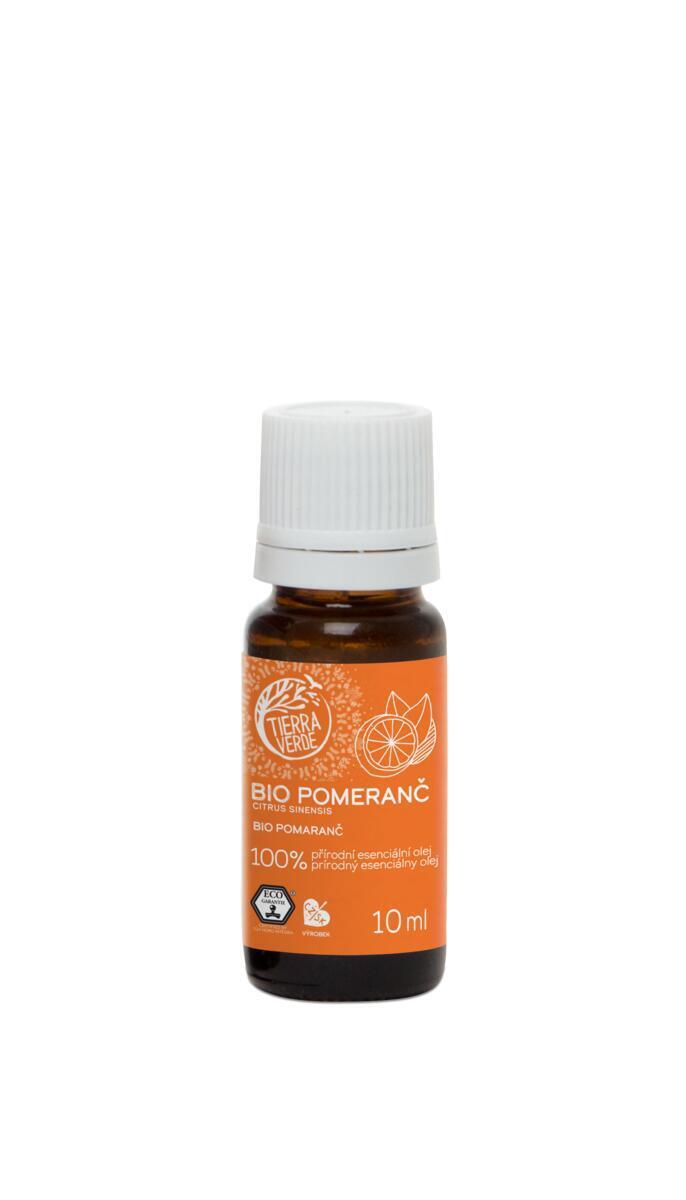 Illóolaj Bio narancs (10 ml)