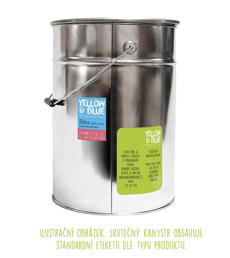Použití produktu Puer – bělící prášek (kbelík 15 kg)