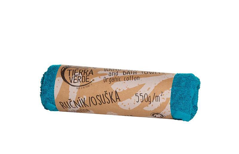 Použití produktu Ručník – tealový (75 × 50 cm)
