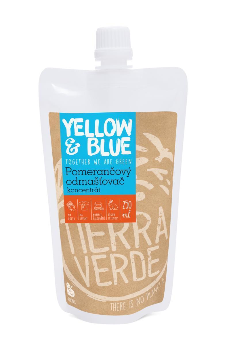 Pomerančový odmašťovač – koncentrát (sáček uzávěr 250 ml)