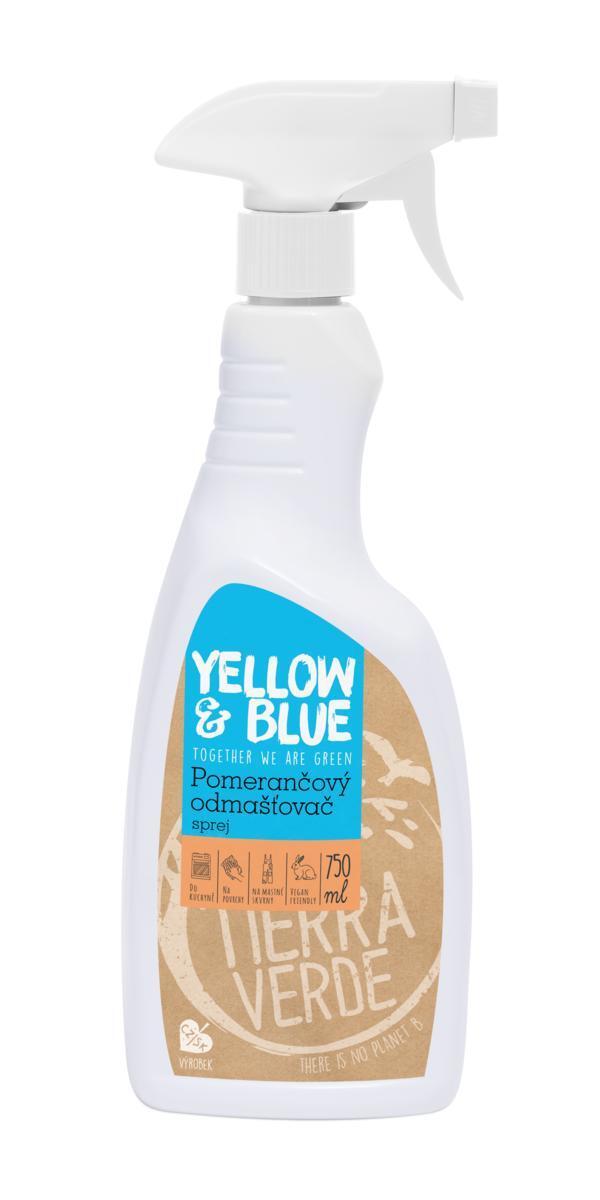 Narancs zsíroldó – spray (szórófej 750 ml)